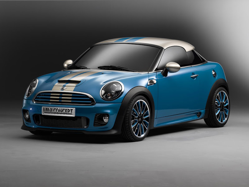2009 Mini Coupe Auto Car Concept