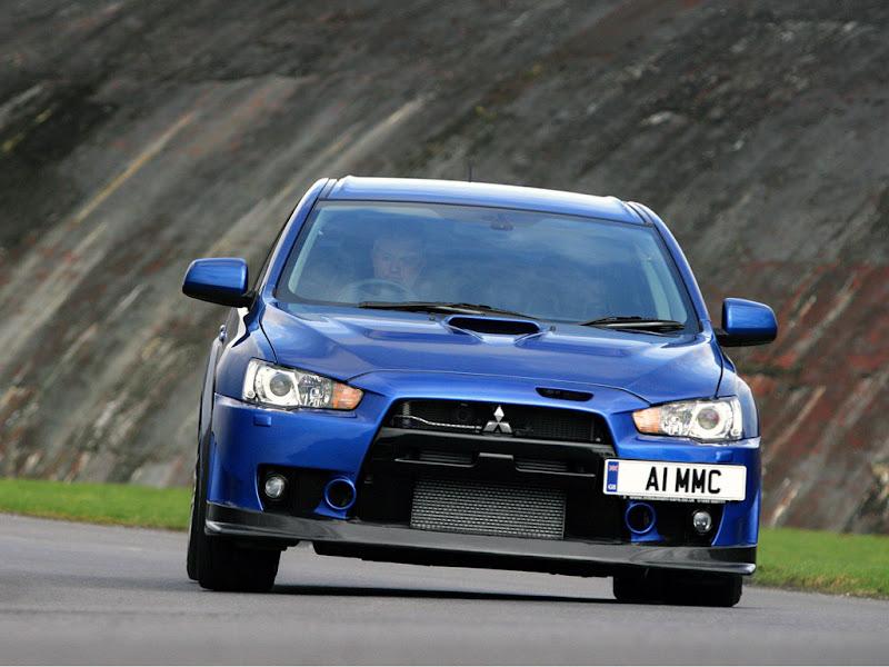 Gambar Mitsubishi Evolution X FQ-400