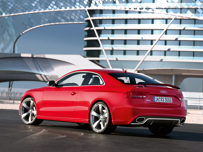 2011 Audi RS5 V8 2 door coupe
