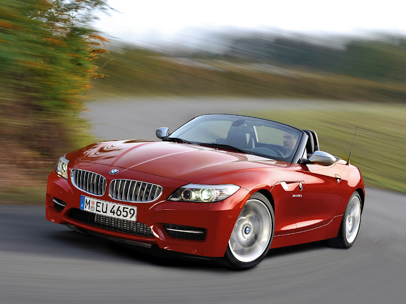 2011 BMW Z4 sDrive35is Twin-Turbo Convertible