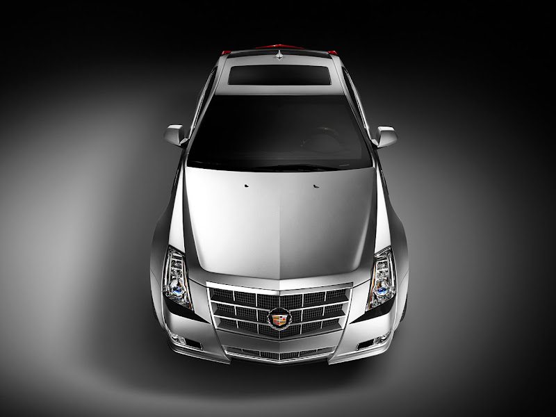 2011 Cadillac CTS 2 Door Coupe V6