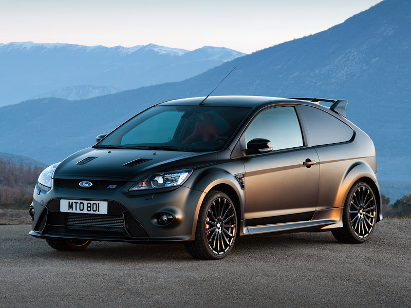 Gambar Ford Focus RS500 Turbocharged 2011