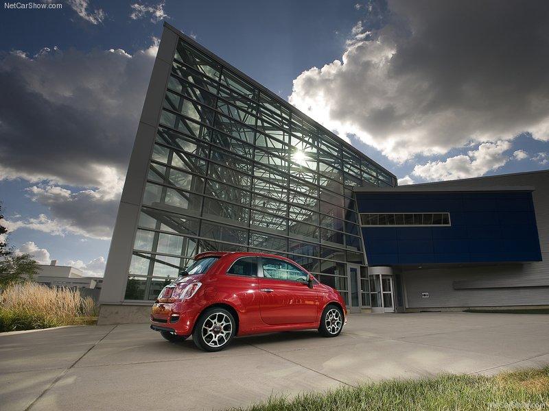 Gambar Foto Mobil Fiat Sport 2011