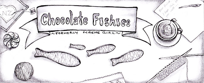 Chocolate Fishies