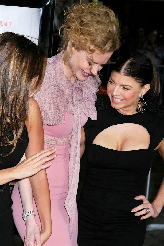 Hot Fergie Pictures in Hot Dress From Latest Event
