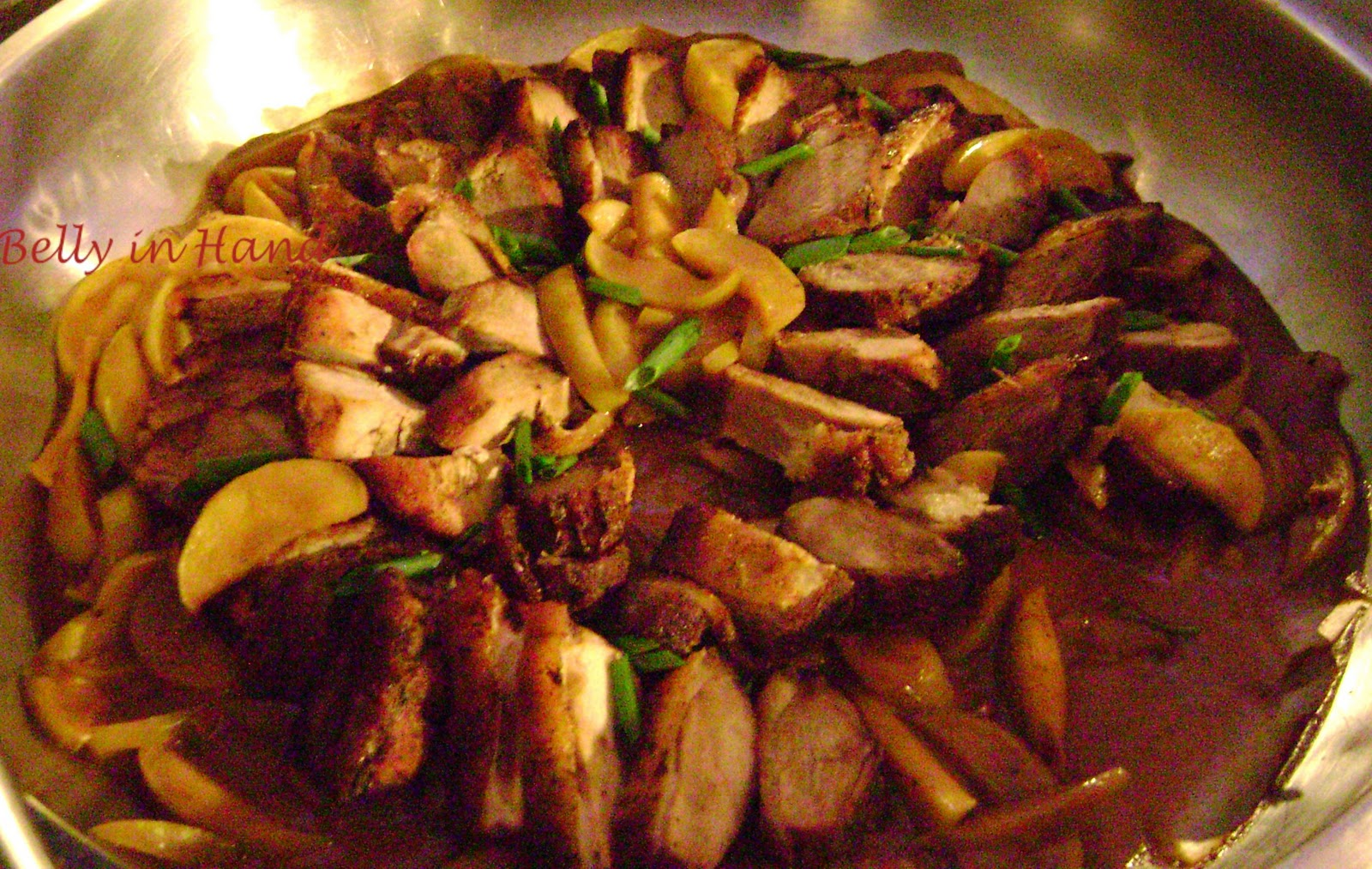 Duck Breasts With Apples And Caraway Recipes — Dishmaps