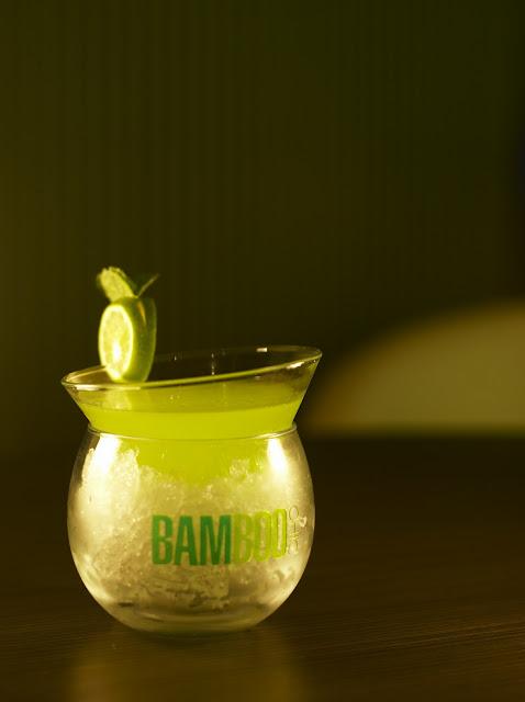 kyoto martini bamboo chic