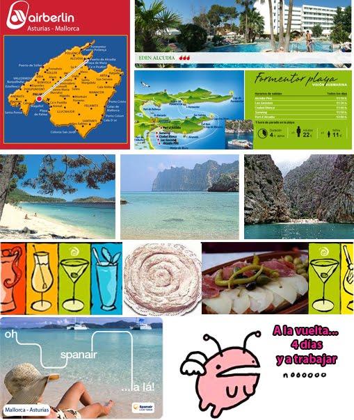 Vacaciones de Alegría en Mallorca