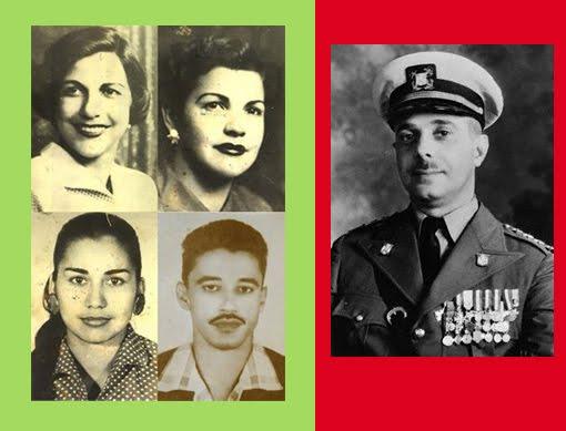 Las hermanas Mirabal, Rufino de la Cruz y el dictador Trujillo