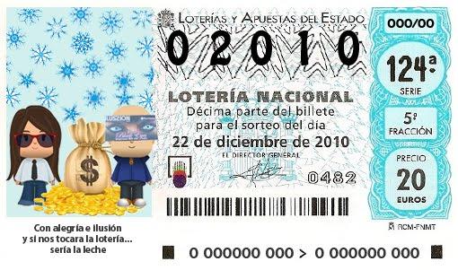 Lotería de Navidad 2010