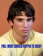 What should happen to Josh?