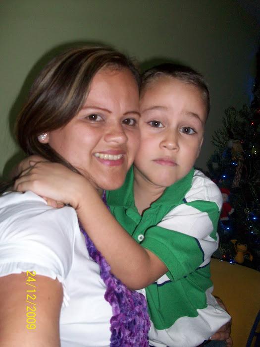 navidad con mi hijo