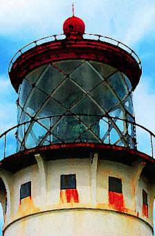 Kilauea Lighthouse Cards