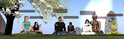 Buddhist community in Second Life