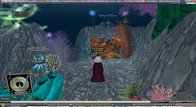 Octopus's Garden in Second Life image