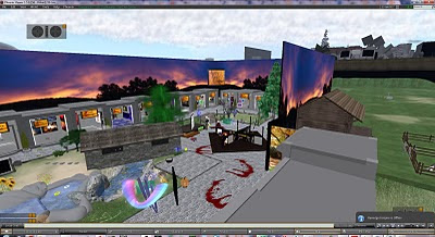 image of StarZ Art Corner in Second Life