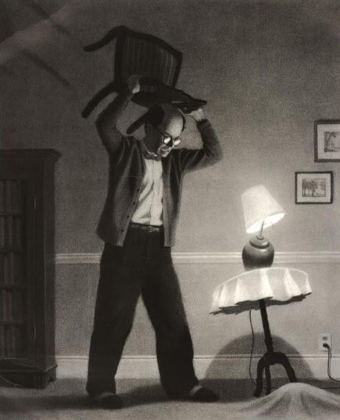 """Image result for """"under the rug"""" van allsburg"""
