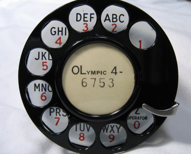 alphanumeric telephone numbers