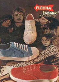 """Zapatillas """"Flecha"""""""