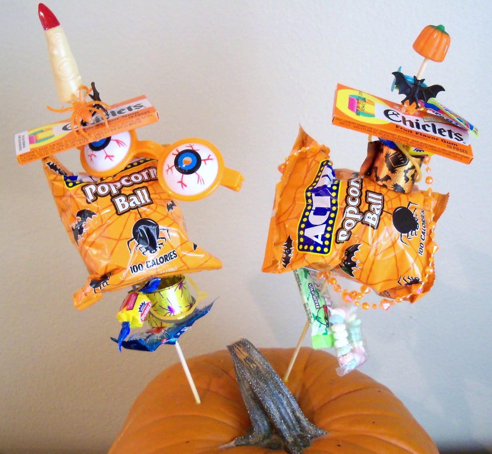 Halloween Goody Bags Ideas The Image