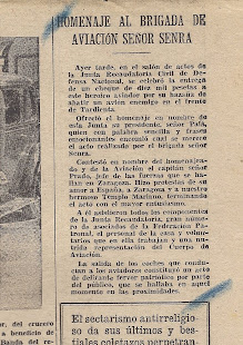 RECORTE DE PERIODICOS