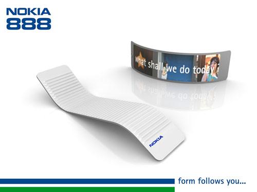 Nokia 888 Mobile Phone