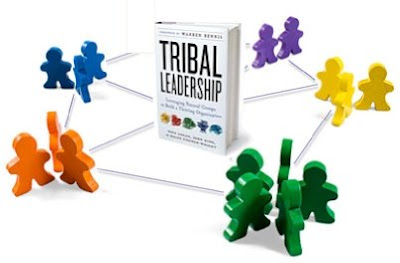 tribal leadership book image