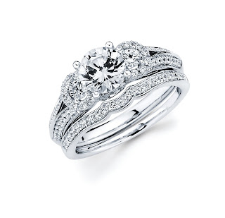 Ostbye Wedding Rings Set
