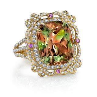 Erica Courtney Zultanite Ring