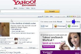 Ikan biru cara membuat email di yahoo indonesia httpidyahoo kemudian akan tampil seperti gambar di bawah ini kemudian isikan identitasmu stopboris Gallery