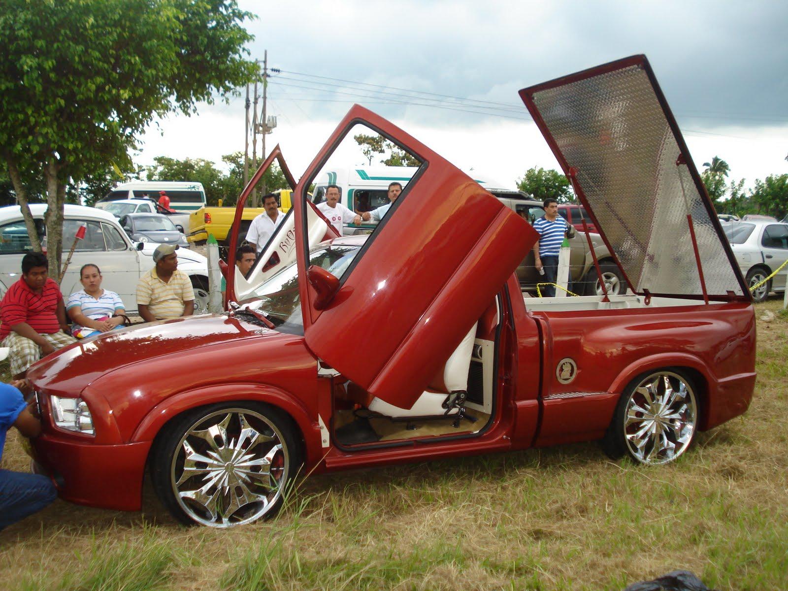 Trocas Modificados Camionetas Chevrolet Modificadas Expresin Revista Do Car Show Tunin 1600x1200
