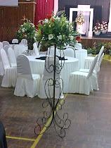 Hiasan Tiang Bunga 2