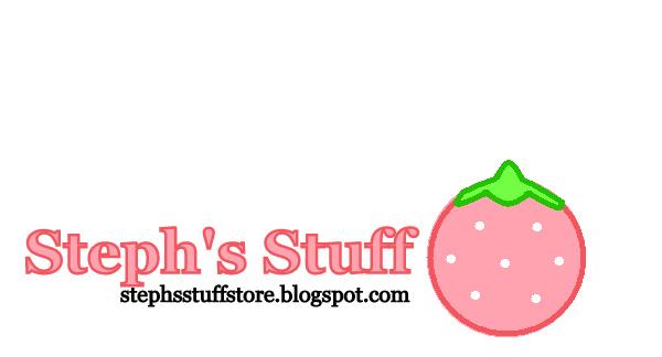 Steph's Stuff