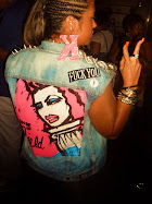 CUSTO JEAN JACKET