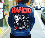 SPIKE JEAN JACKET