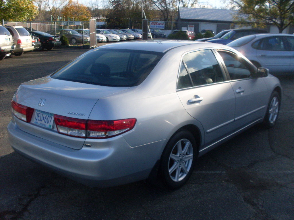 Used 2003 Honda Accord Ex Coupe - Car Insurance Info