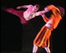 Lauren Atanes y Fernando Hurtado