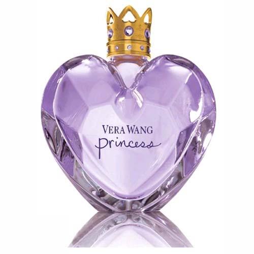 vera wang princess perfume advert. like other perfumes.
