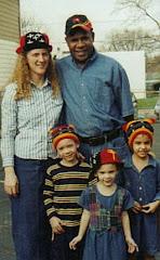 Fuya's tribe in USA
