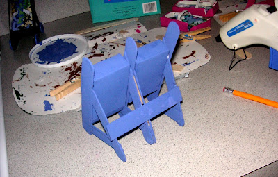 doll house sized Toy Stroller Tutorial