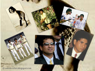 Sachin's Childhood Memories....