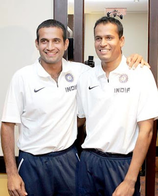 The Pathan Cricket Brothers...