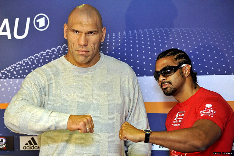 Nikolai valuev the beast from the east