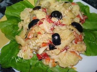 Articole culinare : Salata orientala