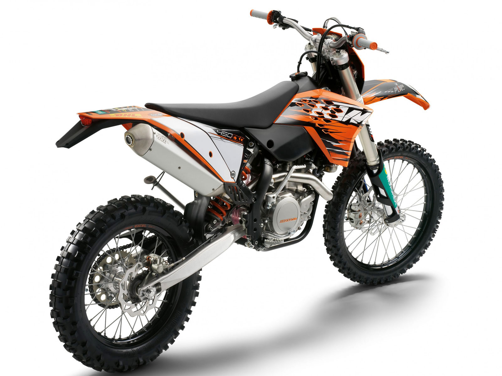 ktm 450 exc champions edition 2010 pictures specs. Black Bedroom Furniture Sets. Home Design Ideas