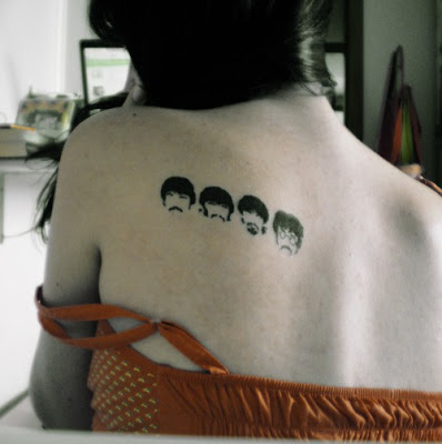 beatles+tattoo