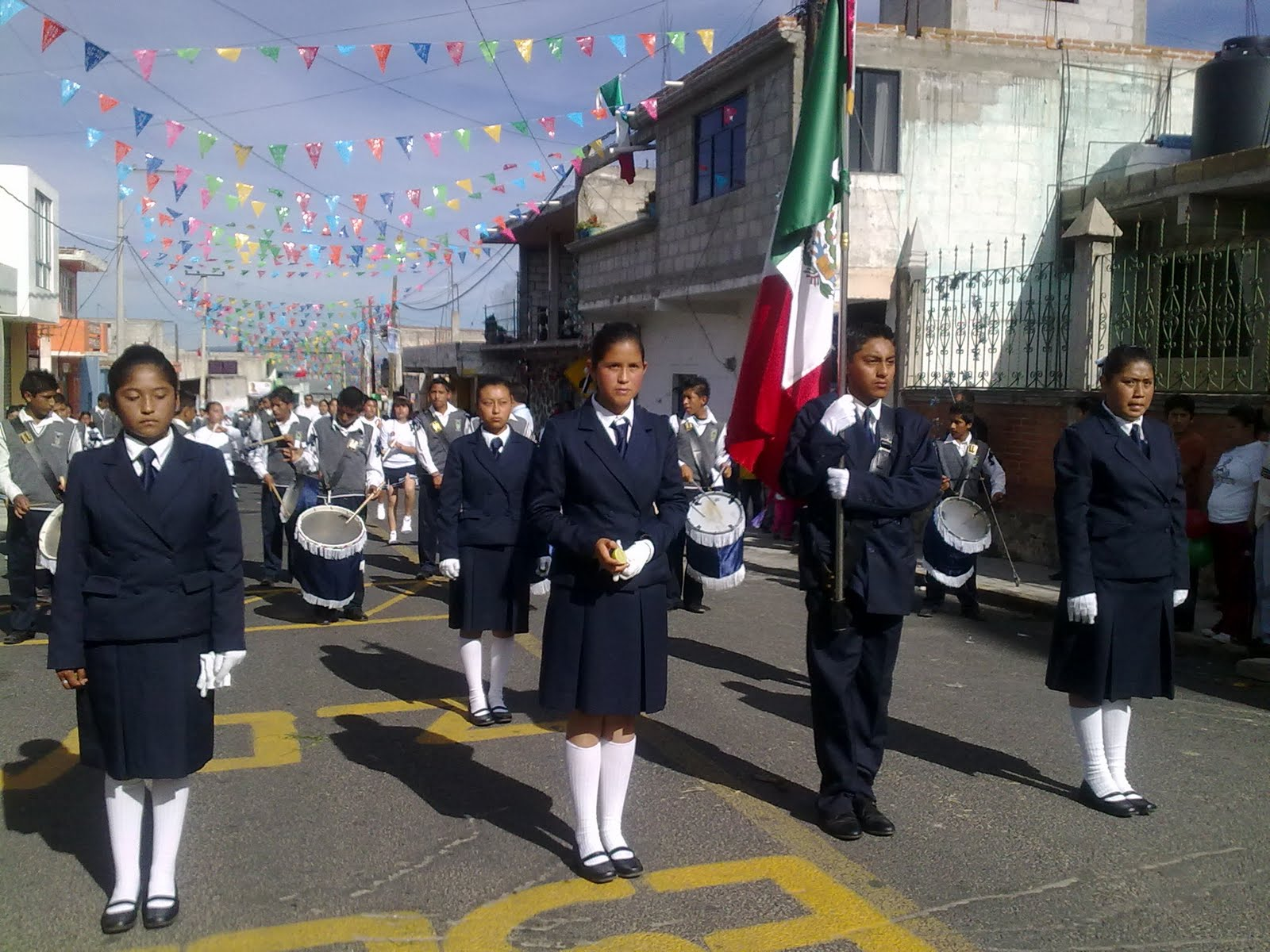 Uniforme Para Escoltas De Preescolar   newhairstylesformen2014.com