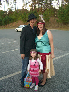 Flapper 20's Family Costume