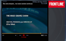 HUGO CHAVEZ: VIDEO REPORTAJE ESPECIAL TV. BRITANICA