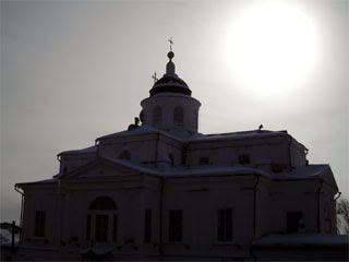 Женский монастырь в Арзамасе